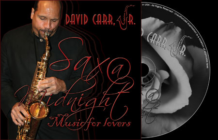 Sax @ Midnight CD