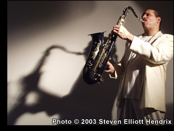Photo Copyright 2003 Steven Elliott Hendrix