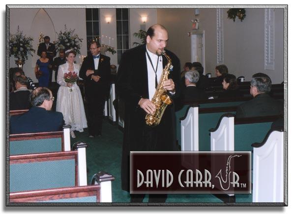 David at Wedding